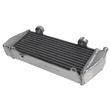 High performance full aluminum motorcycle radiator for KTM 450SXF 2007-09 Left Side WITHOUT CAP 40mm