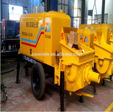 pumpcrete construction machine price with advanced configuration and reasonable price China supplier
