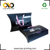 Free design custom printing hair packaging box for extensions clip
