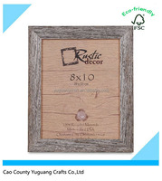 Barnwood Reclaimed Wood Standard Photo Frame Home Decoration Wooden Photo Frame