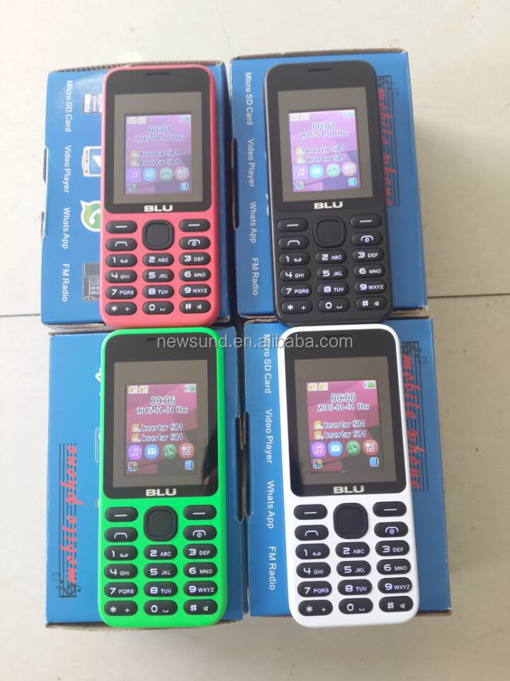2015 New Arrival 1.8 Inch WAP/GPRS Dual SIM Low Price Tecno Mobile Phone