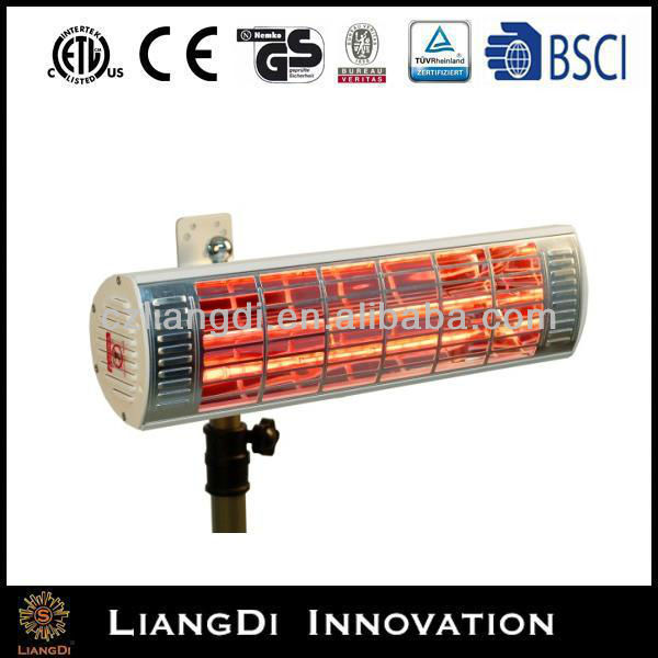 220V electric horizontal water heater shower water fashionable