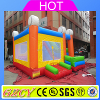 2016 gaint Commercial inflatable bouncer castle,inflatable jumping bouncers