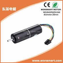 dc planetary gear motor Brushless