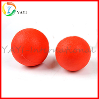 Bite Resistant Cheap Pet Dog Rubber Ball Toy for Training