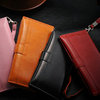Luxury design high quality phone bag for iphone 5c with string , for iphone 5c leather case , for iphone 5c mobile phone case