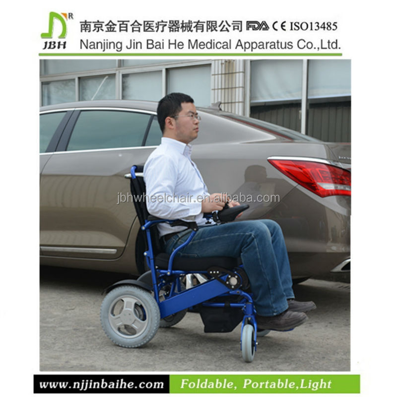 Second hand folding medical wheelchair equipment