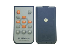 OEM mini universal IR video radio remote control codes for game radio media VCR DVD player