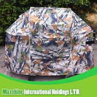 Waterproof dustproof BBQ grill cover
