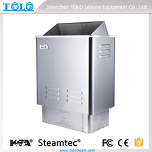 China manufacturer sauna heater ozone steam sauna for sale