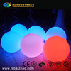 led light magic spinning ball