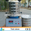 Sieve Analysis Instrument For Gold