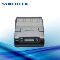 SYNCOTEK Payment Bill Mobile Dot Matrix Outdoor Working Printer