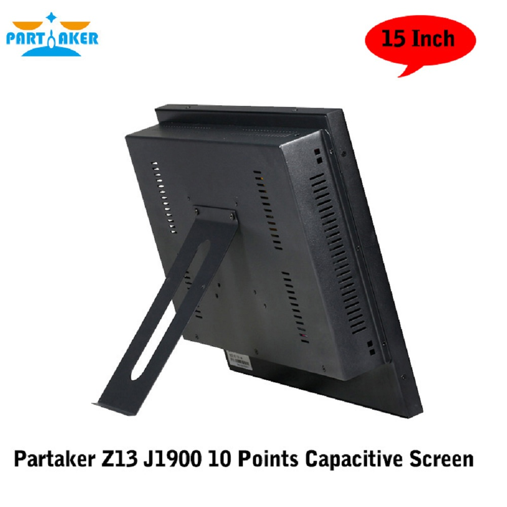 Fanless System Industrial Grade Touch Screen,Panel PC <strong>17</strong> With LPT Port