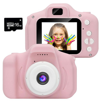 Factory Price Kids Digital Video Camera Best Birthday Gifts for Girls Age 3-8