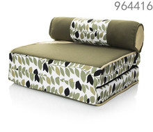 canvas fabric double layer folding dogs bed