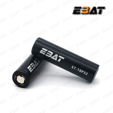 ultra power electric bike battery EBAT 3200mah 30A rachargeable IMR 18650 battery and charger