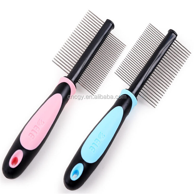 Dog Cat Hair Removal Brush Comb Dog Teddy Pet Supplies Pet Grooming Combs