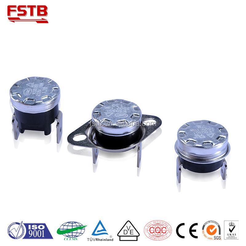 Ksd301 Bimetall Thermostat Für Elektro Backofen Thermische  Temperaturschalter Elektrischen Leistungsschalter Andere Haushaltsgeräte    Buy Product On ...
