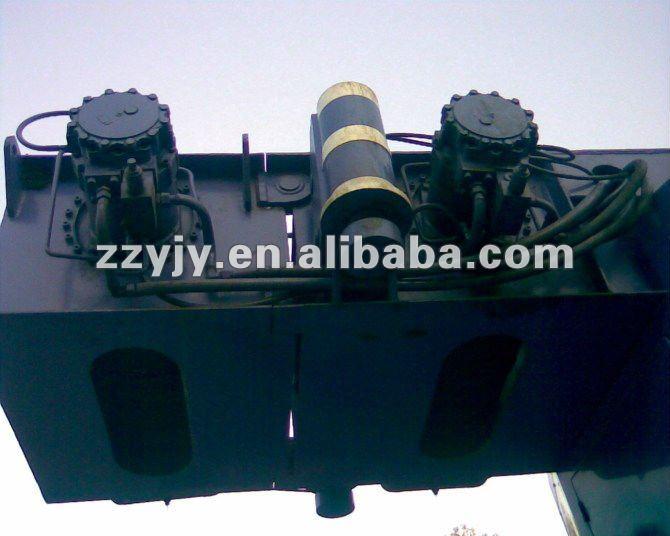 200t latest second hand TADANO mobile hydraulic manual crane