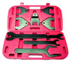 10 pc. Fan Clutch Wrench Set Fan Clutch Remover Installer Vehicles Wrench Set