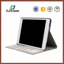 New arrival genuine leather 12 inch tablet pc cover
