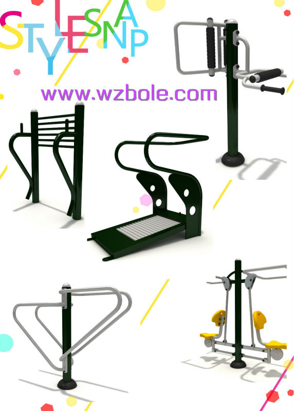 Outdoor Body strong fitness equipment Abdominal Trainer, Fitness Gym Equipment