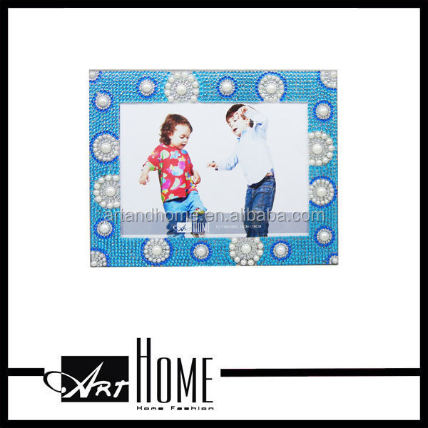 beautiful hot video acrylic baby photo frame wholesale