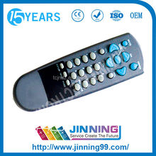 simply use for standard remote control