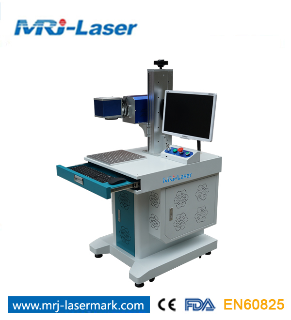 Newest Table-Type Laser Marking rubber stamp making machine