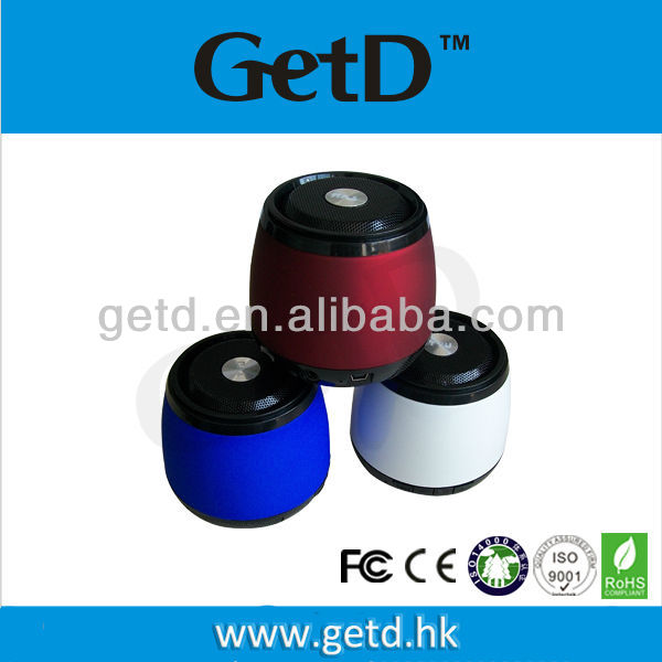 bluetooth speaker with led light for samsung galaxy note 10.1---GS03