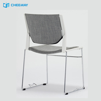 Colors Optional Cheap Plastic Stacking Chair
