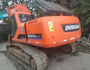 30 ton korea chinese deere excavators DH300-7 DX350 sale