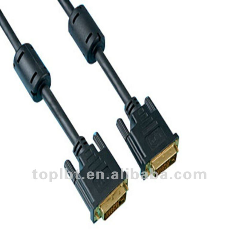 1.4 DVI to DVI Cable Male to Male for Ghana