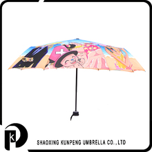 custom Cartoon Printing Umbrella