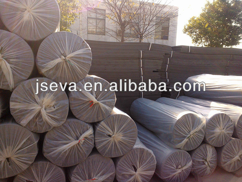 odorless recycled color plastic foam eva material with sheet&roll