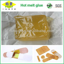 Hotmelt Pressure Sensitive Adhesive Glue for Wound Plaster