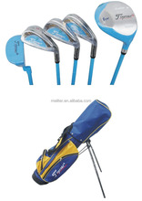 2016 made in china good quality but cheap For Junior of Golf Club Set