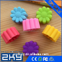 Soft Silicone 5cm Cake Cup Mold/Cupcake liner Decoration Silicone Baking Cup Muffin Case