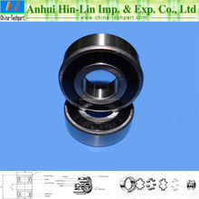 GCr15 Deep Groove Ball Bearing ID.3-100mm, OD.10-180mm ZZ 2RS Open