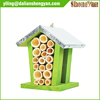 Beneficial wooden insect houses for sale