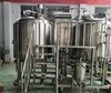 500L 1000L beer brewpub and restaurant brewery draft beer brewing equipment