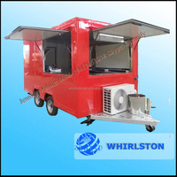 Mobile Fast Food Van/Catering Food Trailer/Mobile Kitchen Truck