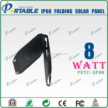 Solar Energy only waterproof solar charger for mobile phone
