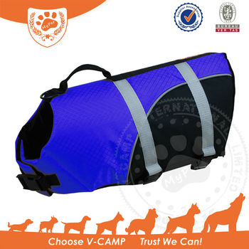 My Pe Swimming PVC-free foam buoyancy Dog Life Jacket