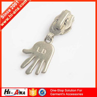 hi-ana zipper2 5.5 million units monthly from a 15year supplier ningbo locking zipper pull