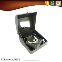 Eco-friendly Decorate Custom Paper Jewelry Gift Box