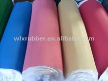 ROHS passed natural rubber foam sheet roll manufacturer