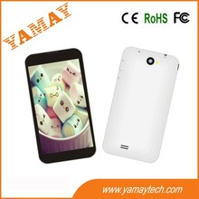"No brand do OEM 5.7"" capacitive multi touch FM smart phone"