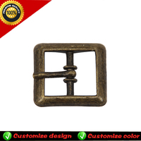 Metal Shoe Accessory Buckle For Footwear